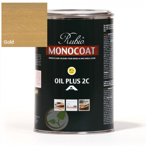 Oil Plus Edelmetall Gold (A)
