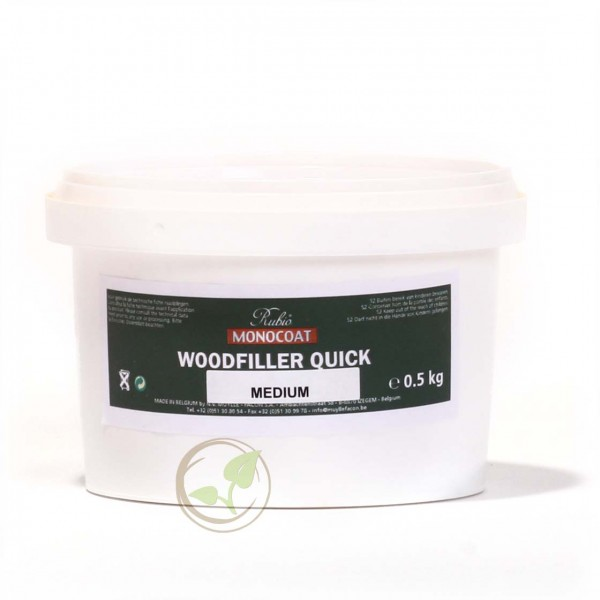 Woodfiller Quick Light