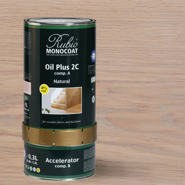 Oil Plus 2C Natural (A+B)