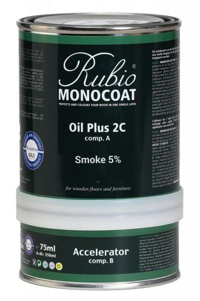 Oil Plus 2C Smoke 5% (A+B)