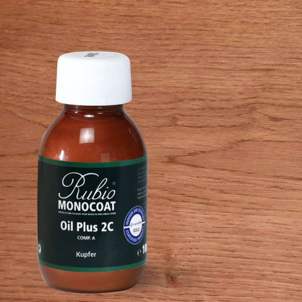 Oil Plus Edelmetall Kupfer (A)