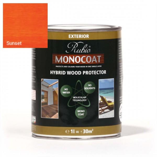 Hybrid Wood Protector Sunset