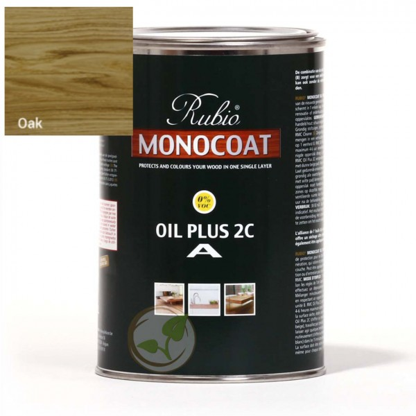 Oil Plus Oak (A)