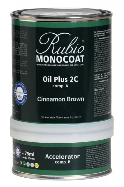 Oil Plus 2C Cinnamon Brown (A+B)