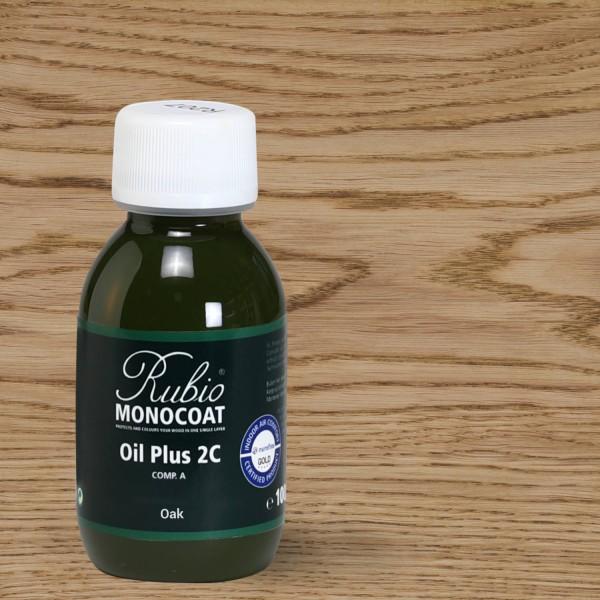 Oil Plus Oak (A)