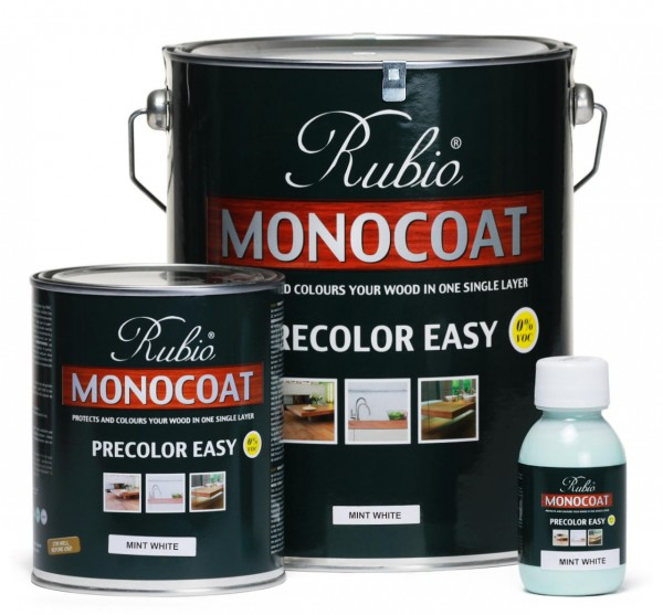 Precolor Easy Mint White
