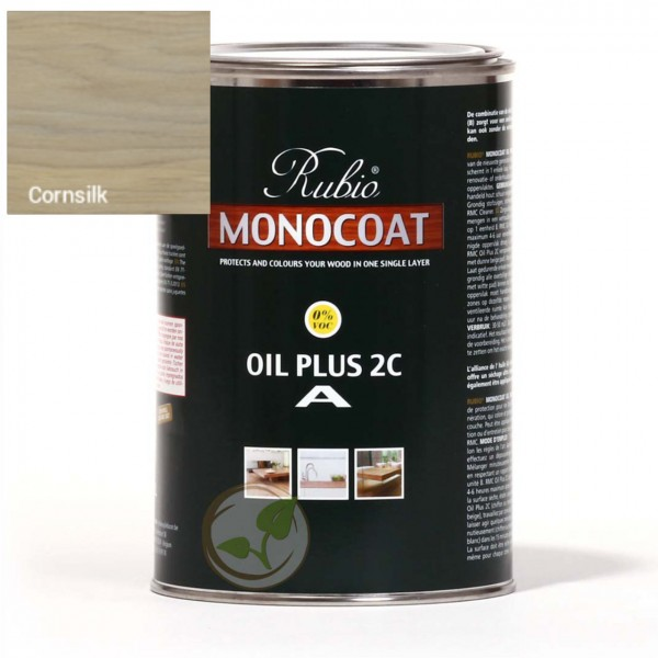 Oil Plus Cornsilk (A)