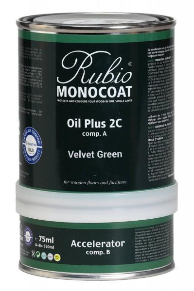 Oil Plus 2C Velvet Green (A+B)