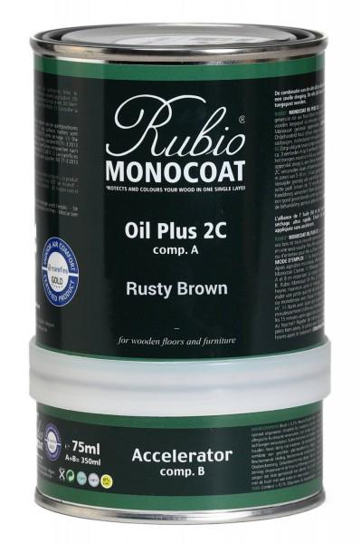 Oil Plus 2C Rusty Brown (A+B)