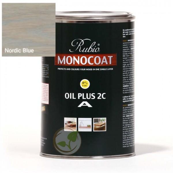 Oil Plus Nordic Blue 0,1 Liter